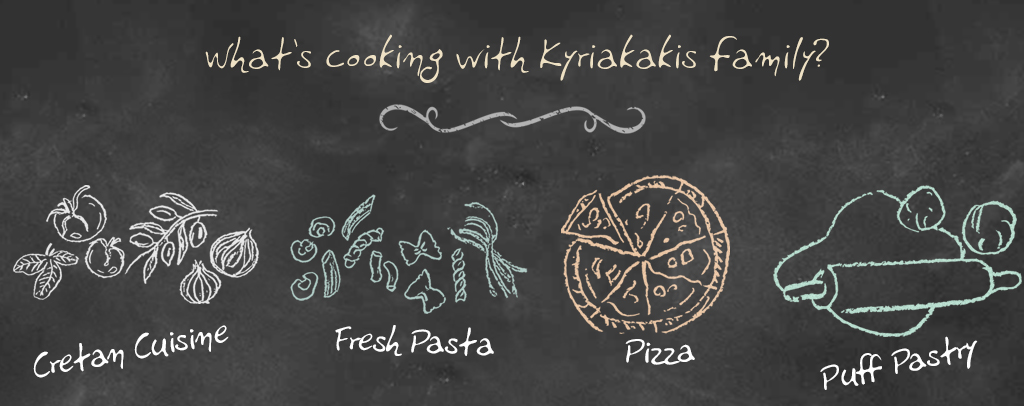 Whats cooking with Kyriakakis family?